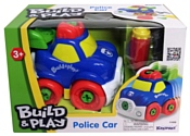 Keenway Build & Play 11936 Полицейская машина