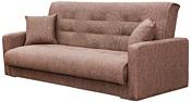 Луховицкая Мебельная Фабрика Лондон 2 (коричневый с двумя подушками)