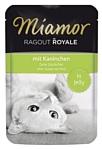 Miamor (0.1 кг) 22 шт. Королевское рагу Кролик в желе