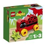 LEGO Duplo 10859 Моя первая божья коровка