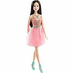 Barbie Glitz Coral Dress (T7580/DGX83)