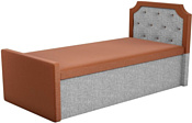 Mebelico Севилья 160x157 59594 (коричневый/серый)