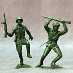 ARK models Красная армия набор №2 AK 80005