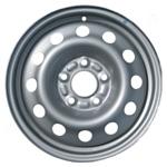 Trebl 64L35F 6x15/5x110 D65.1 ET35 Silver