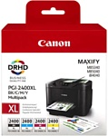 Canon PGI-2400XL BK/C/M/Y