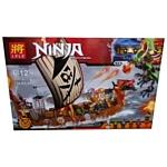 Lele Ninja 31012 Корабль пиратов