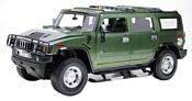 MZ Hummer H2 1:24 (зеленый)