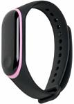 Xiaomi для Mi Band 3 (черный/розовый)