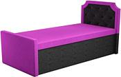 Mebelico Севилья 160x157 59589 (фиолетовый/черный)