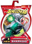 Screechers Wild Машинка-трансформер Шаркоид л5