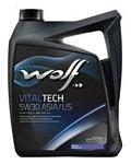 Wolf Vital Tech 5W-30 Asia/US 5л