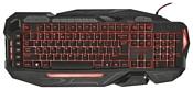 Trust GXT 285 Advanced Gaming Keyboard Black USB