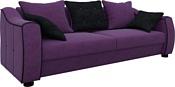 Mebelico Френсис (фиолетовый/черный) (58475)