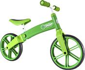 Yvolution Velo 12 Senior Balance Bike (зеленый)