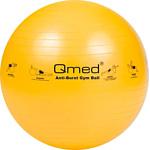Qmed ABS Gym Ball 45 см (желтый)