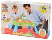 Полесье Molto Blocks 57983-20