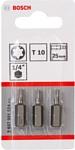 Bosch 2607001604 3 предмета