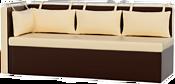 Mebelico Метро 58912 (бежевый/коричневый)