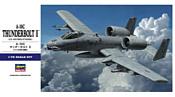 Hasegawa Американский штурмовик A-10C Thunderbolt II