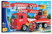 ГОРОД МАСТЕРОВ Пожарная служба 3511 Пожарная машина с люлькой