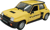 Bburago Renault 5 Turbo 18-21088 (желтый)