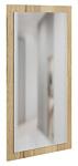 Сокол Зеркало Панель ПЗ-3 (Дуб Делано)