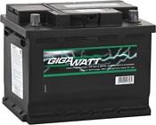 GIGAWATT R низкий (60Ah)