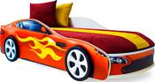 Бельмарко Бондмобиль 160x70 (красный)