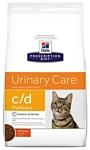 Hill's (1.5 кг) Prescription Diet C/D Feline Urinary Multicare Chicken dry