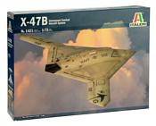 Italeri 1421 Боевой беспилотный летательный аппарат X-47B