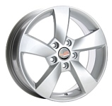 LegeArtis SK506 6x15/5x112 D57.1 ET47 Silver