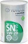 Toyota SN GF-5 5W-20 (08880-10606) 1л