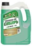 Органик-прогресс Antifreeze -40 Сибирь Green 5кг