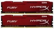 HyperX HX424C15FR2K2/16