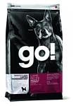 GO! Sensitivity + Shine Lamb Dog Recipe Limited Ingredient Diet, Grain Free, Potato Free