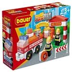 Bauer Fireman 739 Пожарная машина и пожарный гидрант