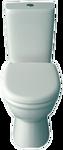 Керамин Ареццо (бачок, сиденье полипропилен, 1-режимный слив)