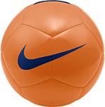 Nike Pitch Team SC3992-803 (5 размер, оранжевый/темно-синий)