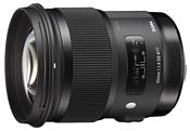 Sigma AF 50mm f/1.4 DG HSM Art Minolta A