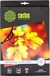 CACTUS Шелковисто-матовая A4 260 г/кв.м. 20 листов (CS-SMA426020)