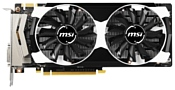MSI GeForce GTX 950 1076Mhz PCI-E 3.0 2048Mb 6610Mhz 128 bit DVI HDMI HDCP