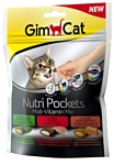 GimCat Nutri Pockets Malt-Vitamin Mix