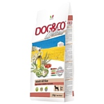 Adragna (12.5 кг) Dog&Co Wellness Adult lamb & rice