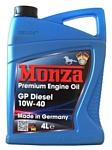 Monza GP Diesel 10W-40 4л