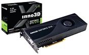 Inno3D GeForce GTX 1070 Ti 1607MHz PCI-E 3.0 8192MB 8000MHz 256 bit DVI HDMI HDCP Jet