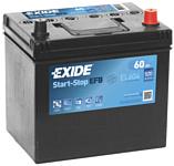 Exide Start-Stop EFB EL604
