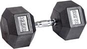 American Fitness гексагональная обрезиненная 32.5 кг