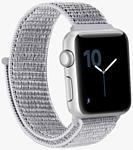 Miru SN-01 для Apple Watch (серебристый)