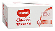 Huggies Elite Soft 5 (12-17) 76 шт.