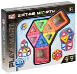 Play Smart Цветные магниты 2427